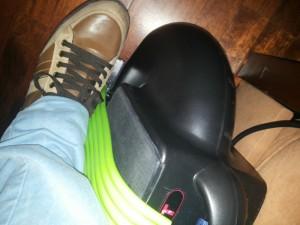 Protección para monociclo eléctrico