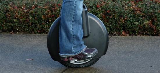 aprender monociclo electrico