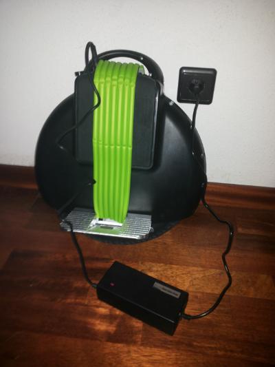 Bateria monociclo electrico