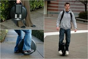 Monociclo electrico ciudad