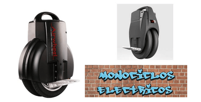 biciclo electrico monociclo de dos ruedas