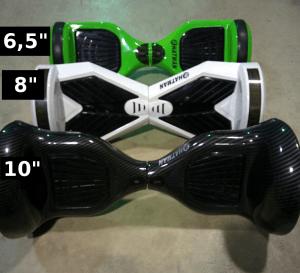Medidas patinete eléctrico equilibrio gran hermano