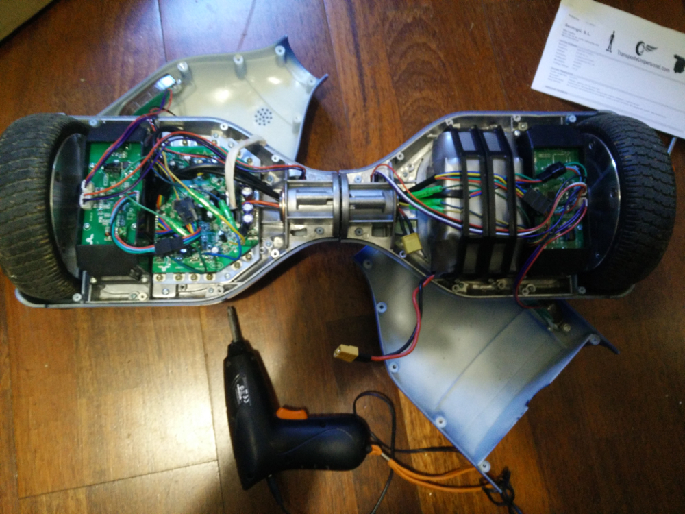 Reparar Patinete El 233 Ctrico Hoverboard De 2 Ruedas