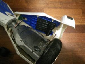¿Como funciona un patinete auto balanceado por dentro?