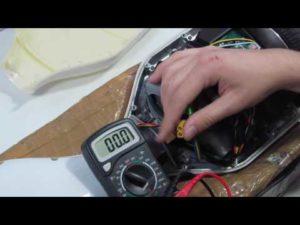 Comprobar cargador y batería del patín autobalanceado con tester VIDEO