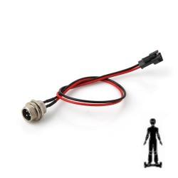¿Cómo cambiar el conector de carga de batería al hoverboard? VIDEO