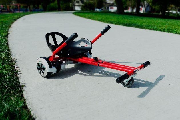 Por qu comprar un hoverkart monociclos electricos for Sillas para hoverboard