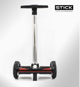 El nuevo producto de Raycool: Mini Segway scooter stick