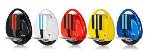 Los 5 mejores monociclos eléctricos del momento